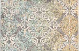 grey light retro damask blue modern oriental evoke vintage rug watercolor ivory chic safavieh dark zebra