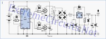 phantom supply from batteries electronic circuits phantom supply from batteries circuit diagram