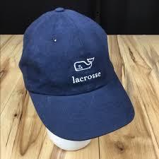 Vineyard Vines Limited Edition Lacrosse Hat Blue