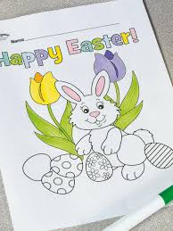 Click on a coloring pictures below for the printable easter coloring page. Free Printable Easter Coloring Pages Fun365