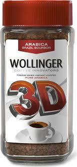<b>Кофе растворимый Wollinger 3D</b> сублимированный, 85 г, размер ...