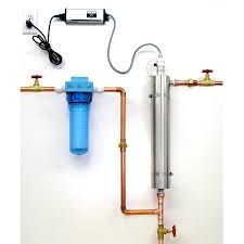 Whole House Filtration Systems Rainfresh R830 23 In Whole House Complete System Lowes Canada