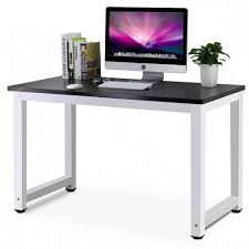 desk small glass top computer desk office furniture computer desk glass computer stand glass