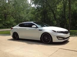 kia optima black. white kia optima with black rims another matthewcole 2012 post cars pinterest and