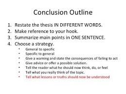 write conclusion paragraph argumentative essay