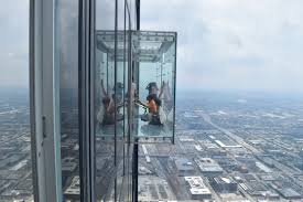 with family in town over the weekend we had a list of possible activities we picked skydeck chicago at willis tower for a few reasons