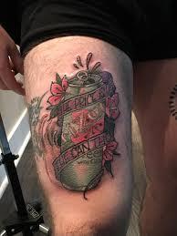 The Price Is On The Fan Tho Dan Mugrauer Blood Moon Tattoo Ambler