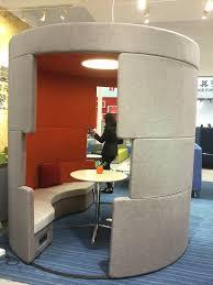 office pod furniture. Foshan Huaquan Round Office Meeting Pod Furniture