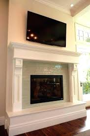 mosaic tile fireplace surround white glass tile fireplace glass subway tile fireplace surround white glass tile