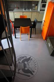 Resin Kitchen Floor Lariosaurus Design Home