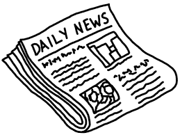 Newspaper Clipart Clipart Panda Free Clipart Images In