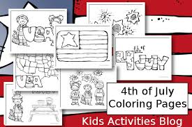 Scroll down to these coloring pages on this page Fourth Of July Coloring Pages