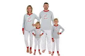 Sleepyheads Holiday Family Matching Winter Snowflake Pajama PJ Sets 15 Christmas Pajamas for the Holidays