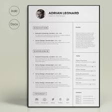 Super Resume Wonderful 225 Super Resume Resume Templates Creative Market
