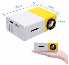 Купить <b>Проектор Unic YG-300A</b> со встроенным аккумулятором по ...