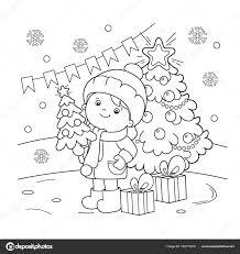 Kleurplaten Kerst En Nieuwjaar Kaarten