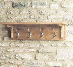 image baumhaus mobel. Image Of The Baumhaus Mobel Oak Wall Mounted Coat Rack (COR20B)