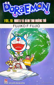 Sách Doraemon Tập 10: Nobita Và Hành Tinh Muông Thú (Tái Bản 2019) -  FAHASA.COM