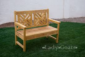 indoor wood bench plans. handmade from this plan \u003e\u003e indoor wood bench plans
