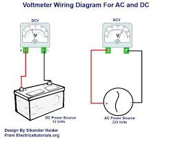 ac voltmeter wiring diagram data wiring diagram blog dc voltmeter wiring data wiring diagram blog gm 12v alternator wiring diagram ac voltmeter wiring diagram