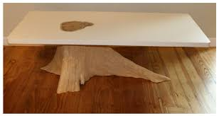 ... Engaging Image Of Unique Living Room Furniture With Tree Trunk Coffee  Table : Attractive Furniture For ...