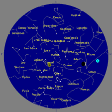 Sanford One Chart Astronomical Society Of Northern New England Bear Cub