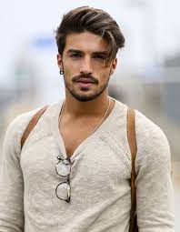 Belle Coupe Cheveux Long Homme Coupe Cheveux Degrade