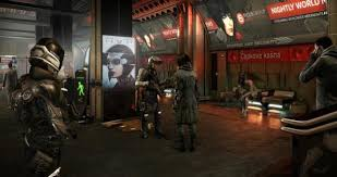 Deus Ex Death By Vending Machine Amazing Prequel 'Deus Ex Mankind Divided' Captures Magic Of Original Cult