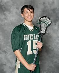 Brian Musco - Freshmen Lacrosse - Notre Dame High School Athletics