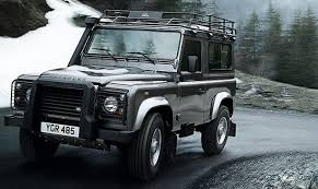 Scenes Including The Heavily Modified Versions Of Land Rover Defender And  Range Sport SVR Have Already Been Filmed In Austria. T