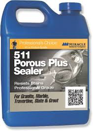 Is marble porous Marble Tile 2600 Miracle Sealants Miracle 511 Porous Plus Sealer Eastern Marbleeastern Marble