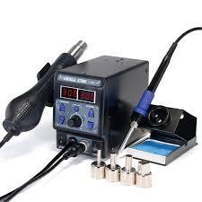<b>YIHUA 8786D</b> I <b>Upgrade</b> Rework Station Digital Display Iron SMD ...