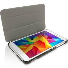 samsung tab 4. igadgitz pu leather smart case for samsung galaxy tab 4 7.0\