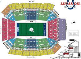 Nrg Stadium Seating Chart Monster Jam Lucas Oil Stadium Indianapolis Colts Football Stadium