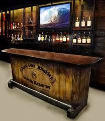 diy rustic bar. Interesting Rustic Home Bar Custom Hand Built Rustic Whiskey Pub Man By WhiskeyCartel Throughout Diy Rustic Bar