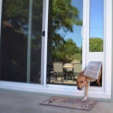 sliding glass door pet door charter home ideas with regard to sliding glass dog door insert