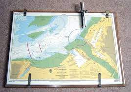 Nautical Chart Holder Small Boat Waterproof Chart Holder Practical Boat Owner