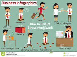 How To Eliminate Or Reduce Stress At Work Business