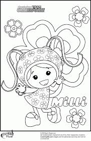 Small Picture Halloween Coloring Page UmizoomiColoringPrintable Coloring Pages