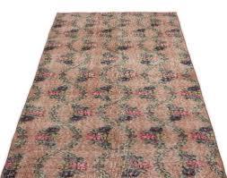 overdyed turkish rug 3