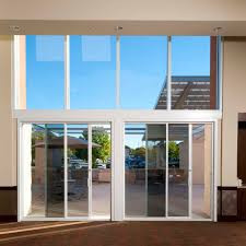 Decorating commercial door systems images : Commercial Sliding Door Systems, Aluminum Exterior 990 Sliding ...