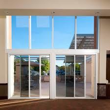commercial sliding door systems aluminum exterior 990 sliding pocket doors