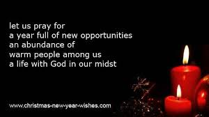 Christian New Years Poems Quotes Best of RELIGIOUS New Year Wishes And Christian Greetings