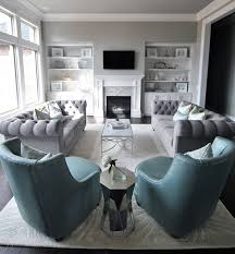 chesterfield sofa in living room. Delighful Room Living Room U2014 Designs By Katie Grace And Chesterfield Sofa In T