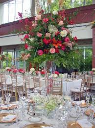 Jobs Related To Floral Design These Centerpieces Are The Perfect Height That Guests Can