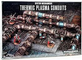 GAMES WORKSHOP Warhammer 40000 Conductos de Plasma térmicos en Miniatura  990000: Amazon.es: Juguetes y juegos