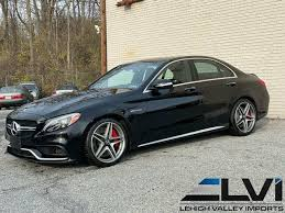 Amg version of the roadster will follow. Used 2015 Mercedes Benz C Class C Amg 63 S For Sale Right Now Cargurus