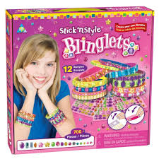 Stick N\u0027 Style Blinglets Best Gifts for 5 Year Old Girls in 2017 - Itsy Bitsy Fun