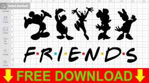 >> click the image for the premium svg download <<. Disney Svg Free Cutting Files For Cricut Instant Download Youtube