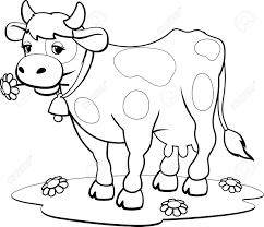 You can print it and color together with your kids. 47 Amazing Coloring Sheets For Toddlers Cow Image Ideas Samsfriedchickenanddonuts